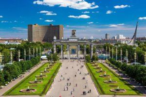 "Москва+Москвариум и парк ""Зарядье"""
