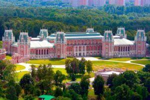Все краски лета в усадьбах Москвы