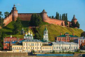 Тур в Нижний Новгород из Иваново с теплоходом