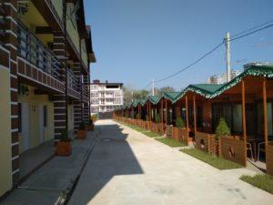 Гостиница Анапа RESORT (Джемете). Тур из Иваново