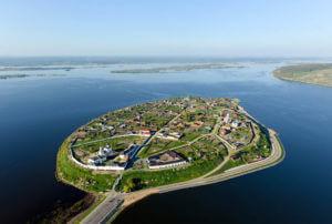 Автобусный тур в Казань «Теплоходная прогулка на Остров – град Свияжск»