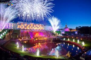 Закрытие фонтанов в Петербурге—2019.Тур из Иваново