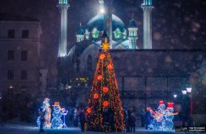 Новогодние каникулы 2020 в Казани. Тур из Иваново