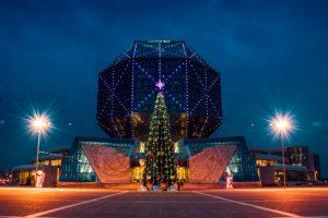 Новый год в Минске. Тур из Иваново