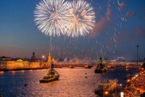 День Победы в Санкт-Петербурге