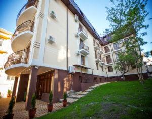 Гостиница Феерия (Геленджик).Тур из Иваново