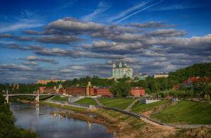 Тур в Смоленск и Вязьму из Иваново