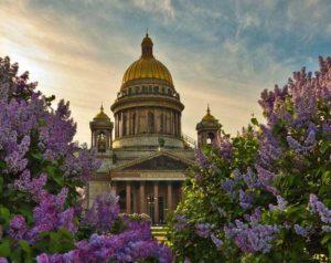 Майские праздники в Петербурге. Тур из Иваново