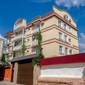 Отель Витекс (Алушта). Тур из Иваново