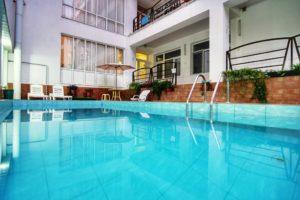 Отель Континент (Анапа). Тур из Иваново