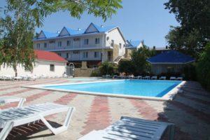 Отель Астон (Анапа). Тур из Иваново