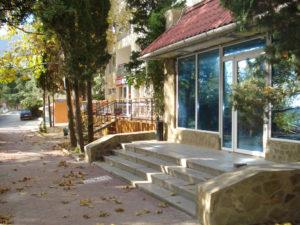 Гостиница Чайка (Гурзуф). Тур из Иваново