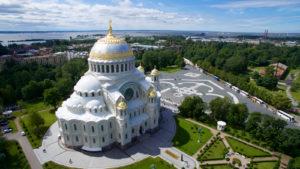 Крепости и форты Петербурга