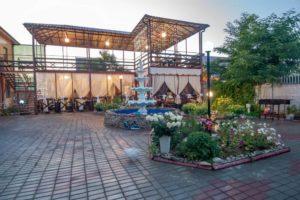 Отель Ласточка 117 (Феодосия). Тур из Иваново
