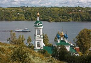 Волжские берега: Плес+ Кострома