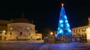 Дух Рождества в скандинавском стиле